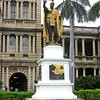 King Kamehaha statue, Honolulu