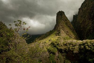 Iao Needle, Maui.