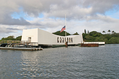 Arizona Memorial - Pearl Harbor