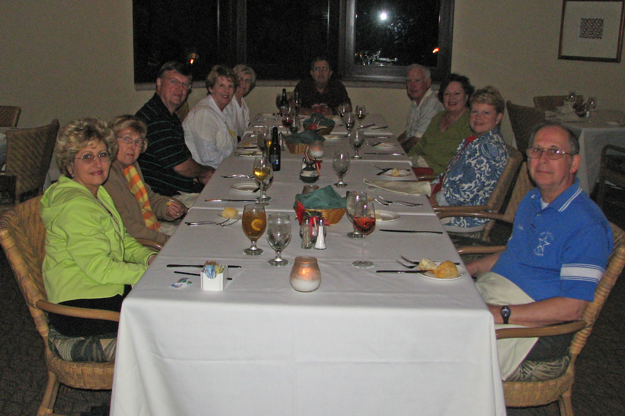 Dinner - Sheraton Keauhou Bay Resort, Hawaii