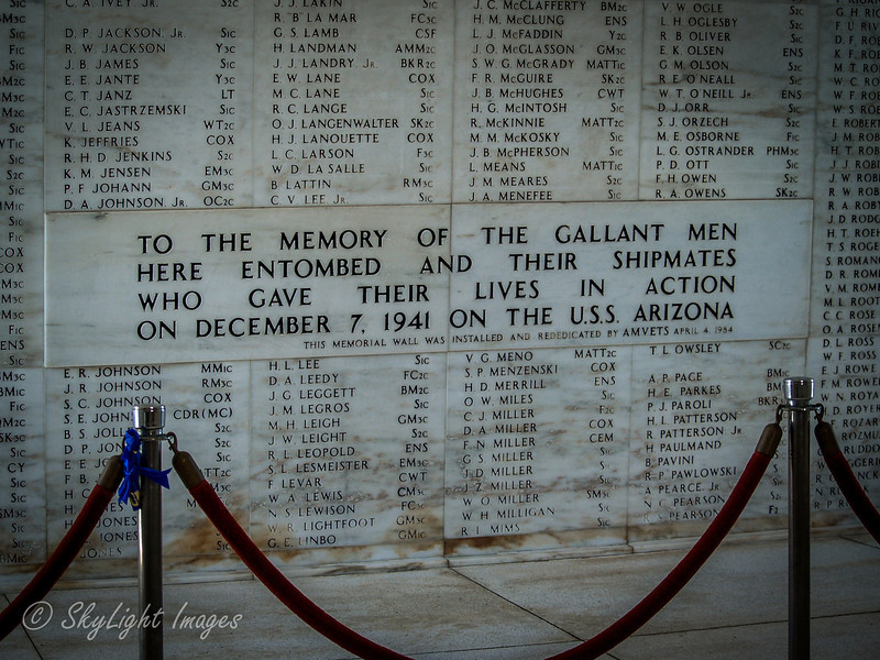 In memory of.......