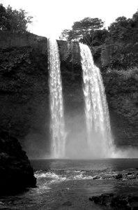 Wailua Falls Kauai, HI