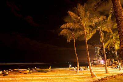 Waikiki Beach, Oahu.