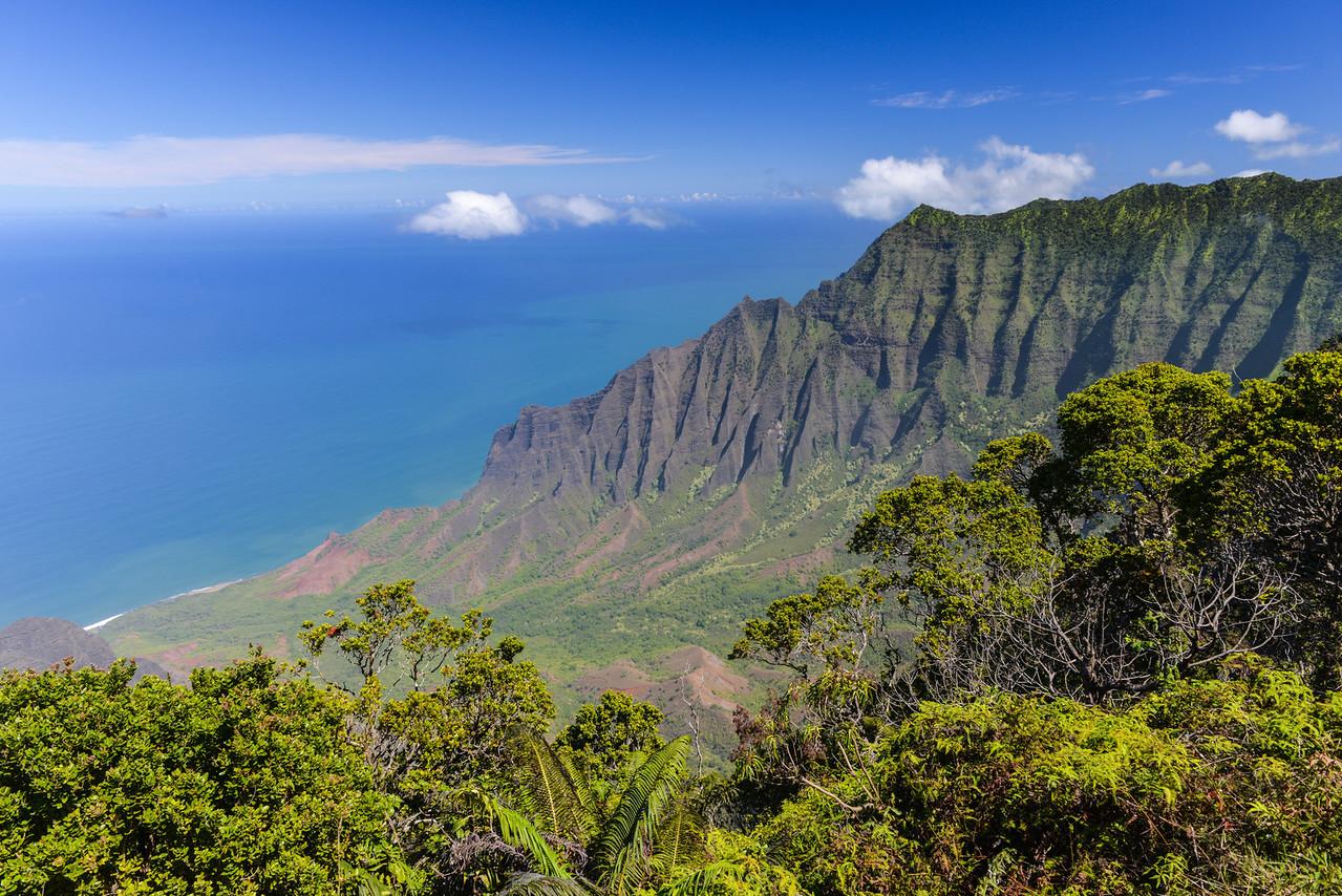 Kalalau Valley Panorama