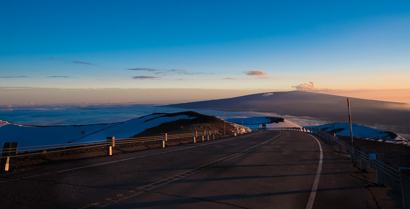 Summit at Mauna Kea