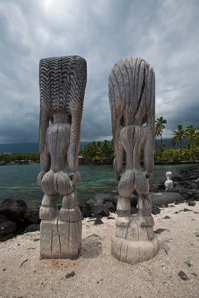 Pu'uhonua o Honaunau (Place of Refuge)