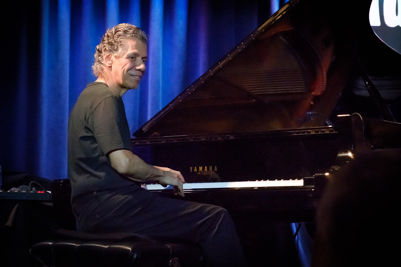 Chick Corea at the Blue Note Hawaii