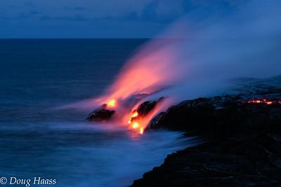 Kilaeau Volcano, Hawaii Volcanoes National Park