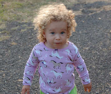 Amelia is 2 and is soooo cute!