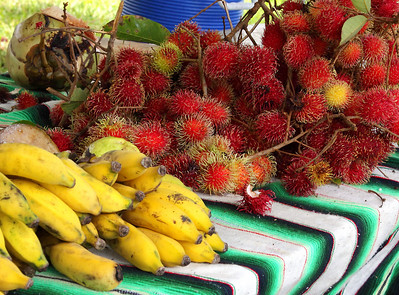 Fruit Stand, Big Island.