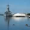 U.S.S. Missouri, Pearl Harbor