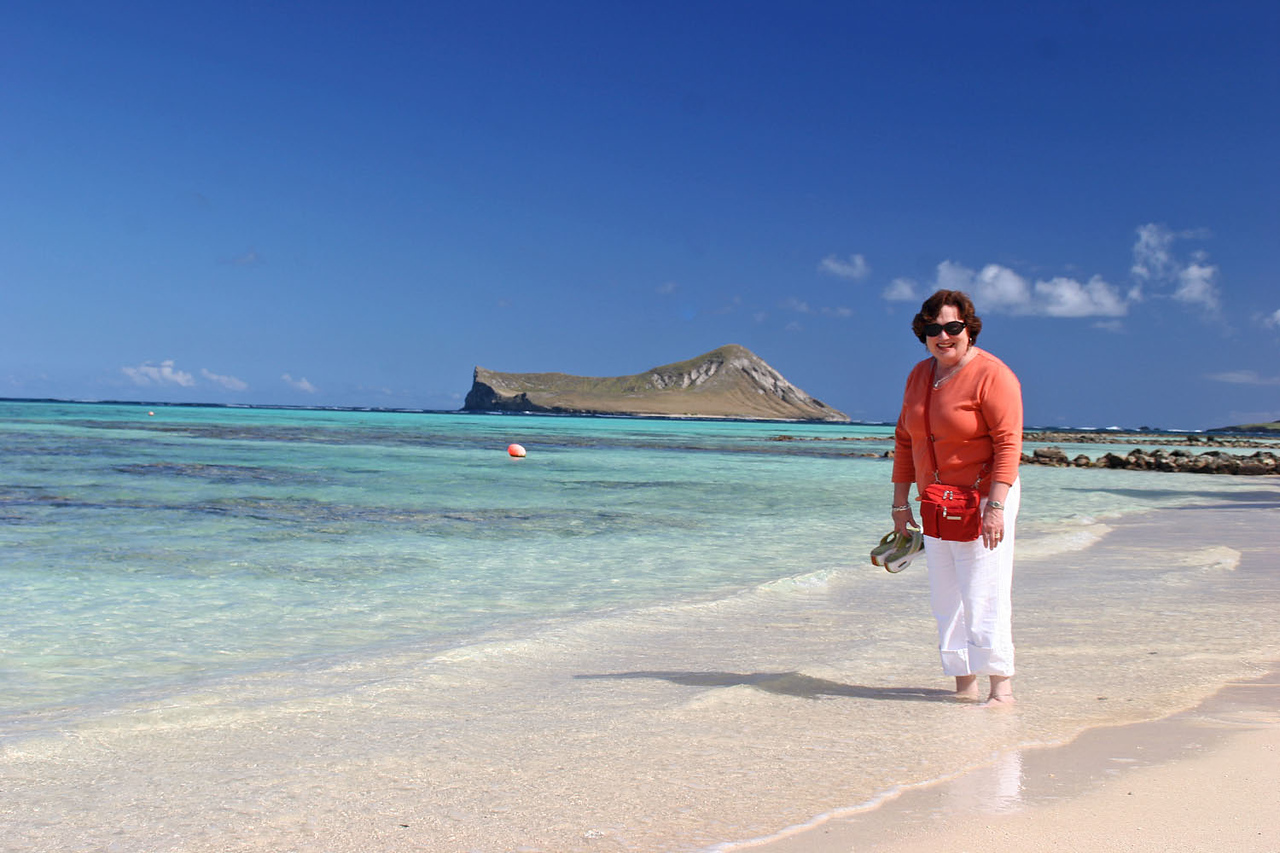 Makapu'u Point - Manana Island