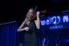 Caroline Campbell with Chris Botti at the Blue Note Hawaii