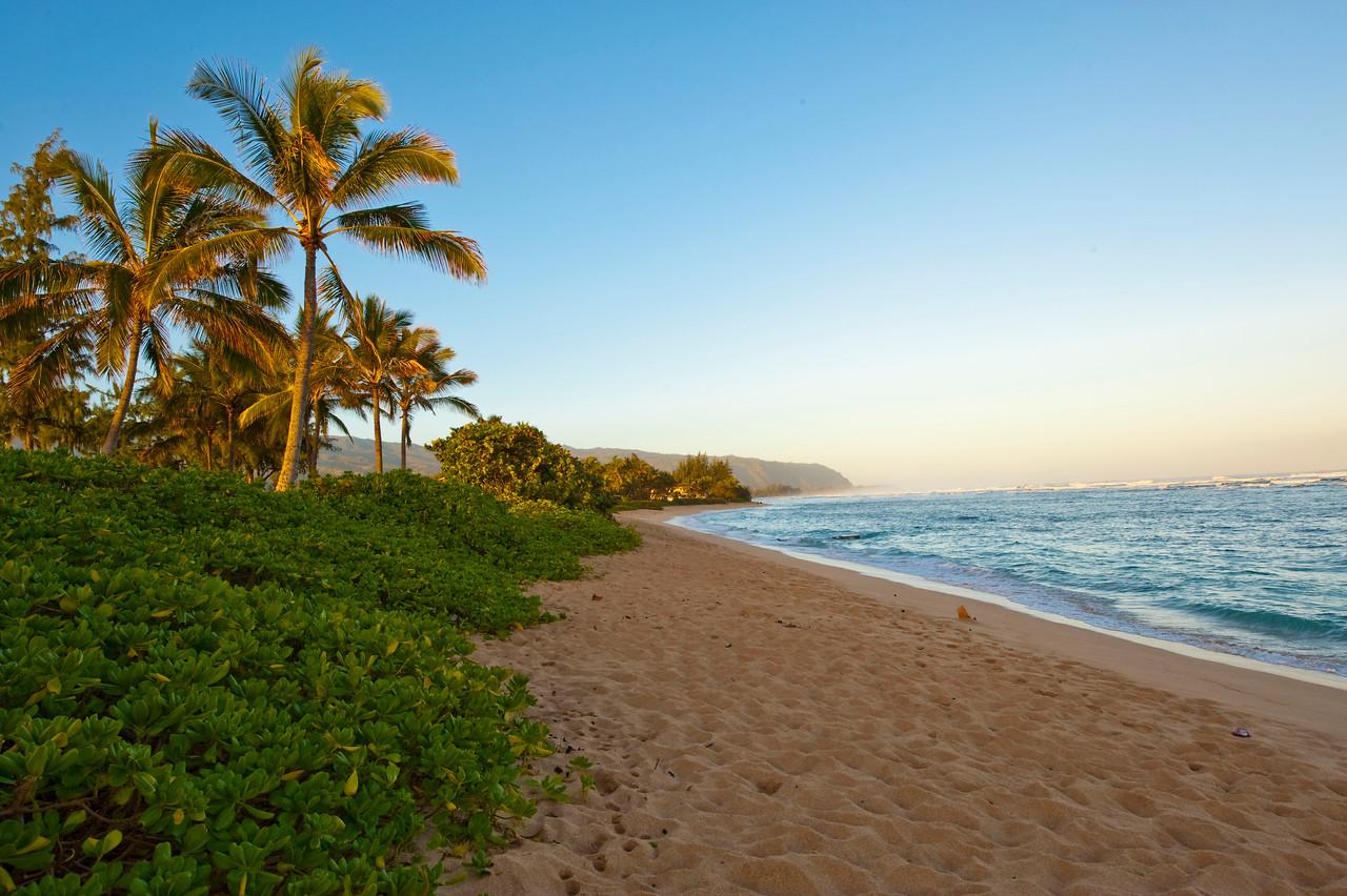 Beautiful Hawai'i! I love you!