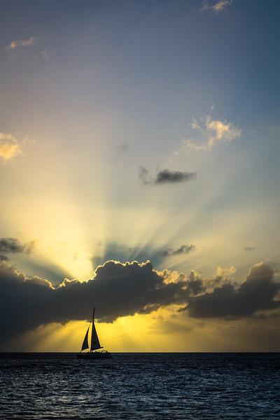 Barbados Sunset Sail