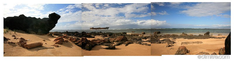 Shipwreck Beach 0601