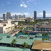Honolulu from Aloha Tower