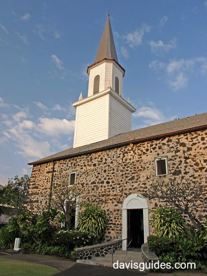 Moku'Aikaua Church, Kona