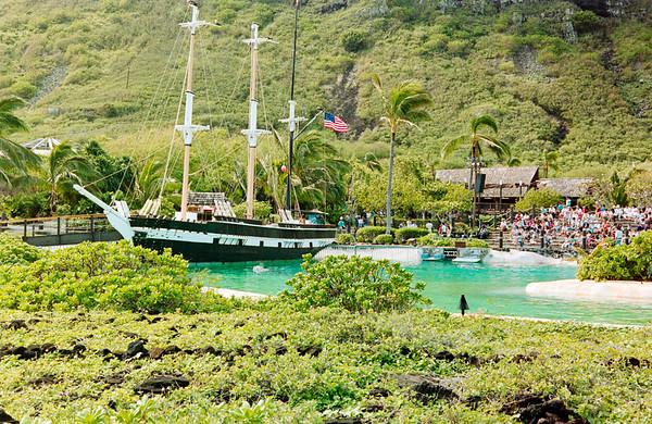 Hawaii Trip 1988