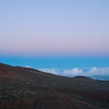 "<span id=""title"">Dusk Colors</span> <em>Mauna Kea, Hawaii</em> As we made the frigid walk back to the heated visitors center I grabbed this shot. Considering how cold I was, I'm pretty impressed I got an image this sharp at 1/4s."