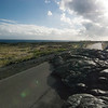 "<span id=""title"">Road Flow</span> <em>Hawaii Volcanoes National Park</em> Not a very good shot technically, but it's a great view of how the lava flowed over the road."