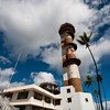 "<span id=""title"">Dive Tower</span> <em>Ford Island, Pearl Harbor, Oahu</em> I would never have known what this was if I hadn't been told. To train divers, they'd fill the tower with water and the divers would go in from the top. It looks cool and old :)"