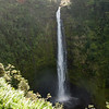 "<span id=""title"">Akaka Falls</span> <em>Akaka Falls State Park, Hawaii</em> Impressive and easily-accessibly waterfall about 3 miles inland from Honomu at the HI-19 highway. Just the views driving to the park make it worth the side trip. Photography-wise, I was a little disappointed that this was the best shot I could get of the entire falls. Still neat though!"