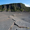 "<span id=""title"">Crack</span> <em>Hawaii Volcanoes National Park</em> An ominous-looking crack on the bed of the Kilauea Iki crater."