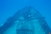 The company that owns the submarine Atlantis created some artificial reefs, such as this ship that was sunk a decade ago.