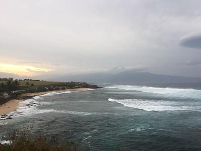 Hawaii: North Shore Surfing 10/23/17