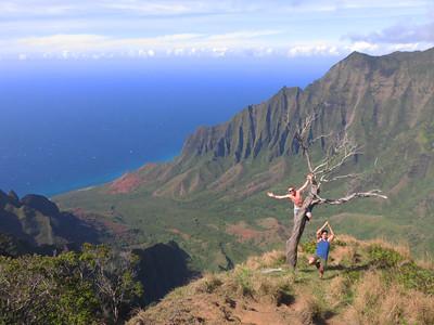 Kauai Lookouts: Apr 6, 2015