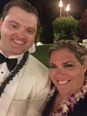 Hawaii: Monica & Tom's Wedding 10/21/17