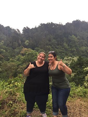 Hawaii: Road to Hana 10/23/17