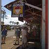 """Aoki's """"Shave Ice"""" Hale'iwa, North Shore, Oahu"""