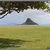 Chinaman's hat.  East side Oahu