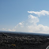 Mauna Loa Summit Steam Plume