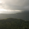 Ko`olau low hanging clouds