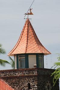 Turret in Kona
