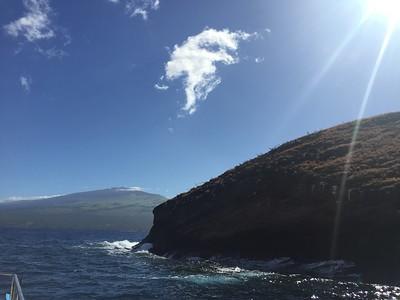 Hawaii: Molokini snorkel 10/18/17