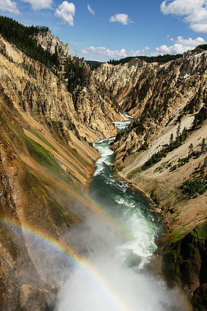 Hayden Valley & Tower Falls