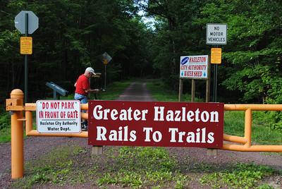 Hazleton Rails to Trails