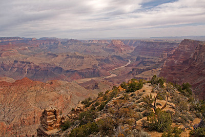 The Canyon and the Colorado River