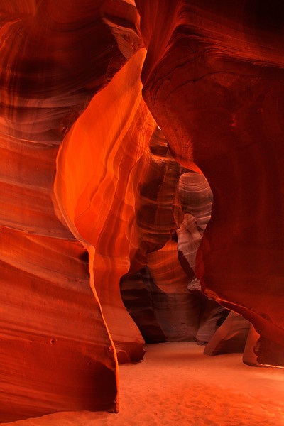 Upper Antelope Canyon Passage