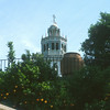 Hearst Castle towers were inspired by the tower of the Church of Santa Maria la Mayor church in Ronda, Spain.