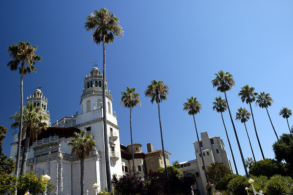 Hearst Castle & Highway 1