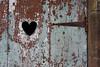 Hadrian's Wall Hiking Trekking Joan Perry Heart