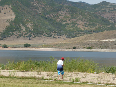 Aug 30, Thurs - Deer Creek Reservior