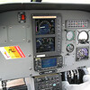 Cockpit of HB-ZBB Eurocopter
