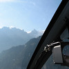 Approaching Eiger, Moench and Jungfrau