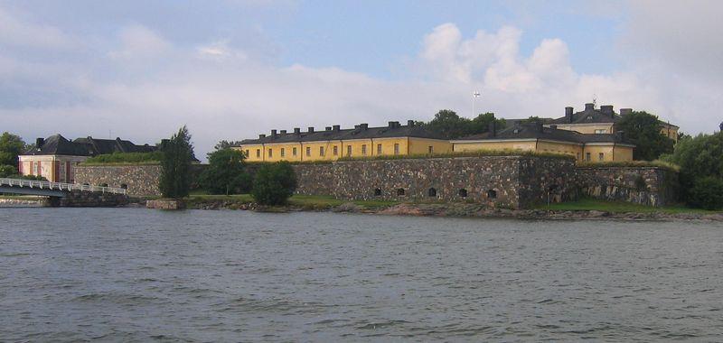 Approach from Helsinki